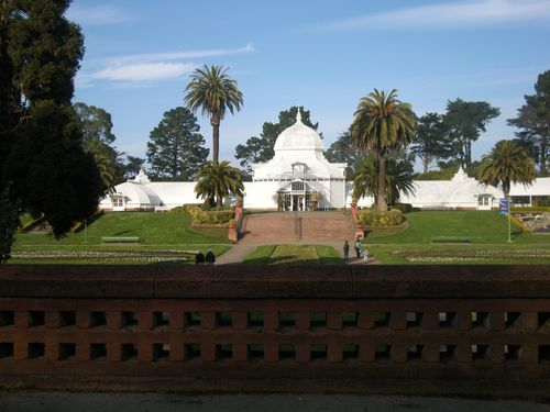 The Conservatory of Flowers, Golden Gate Park