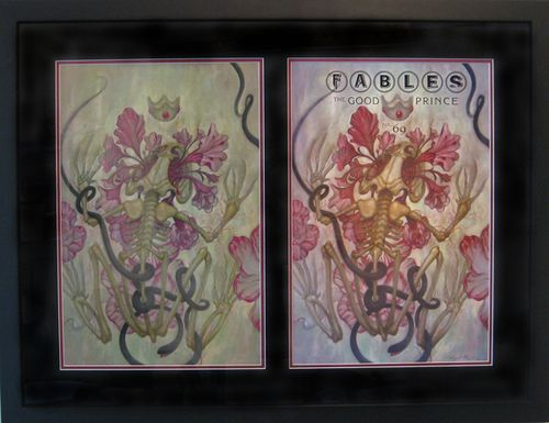 Fables artwork