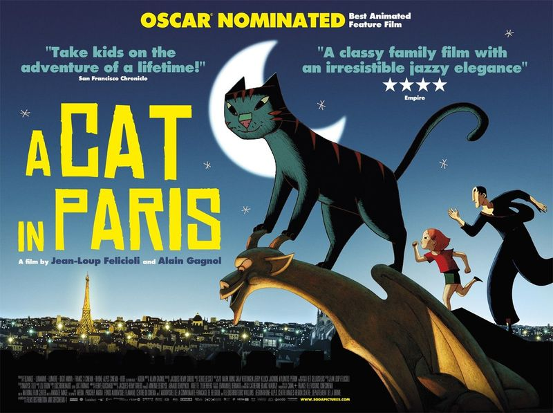 A-Cat-in-Paris